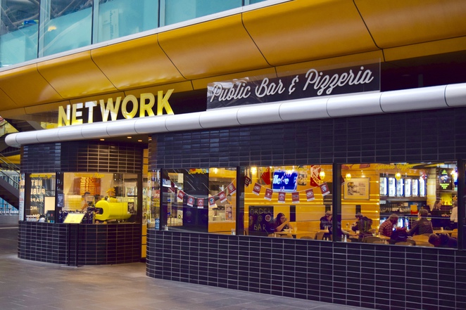 network bar southern cross melbourne
