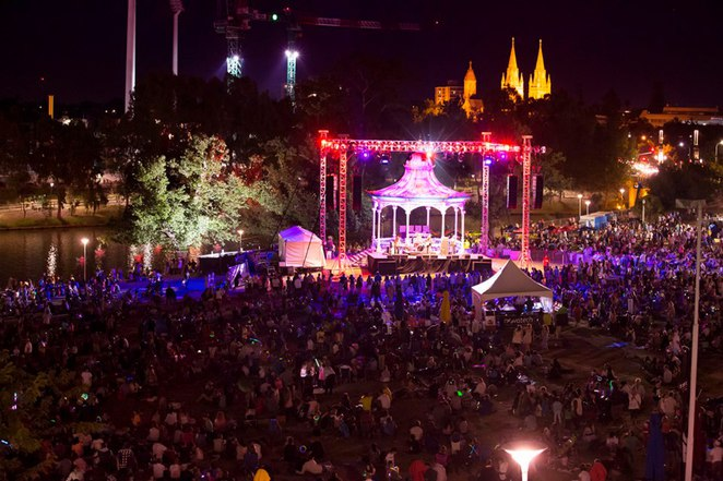 What's on in Adelaide for New Year's Eve - Adelaide