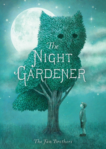 The Night Gardener (pic Simon and Schuster)