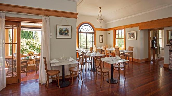 nineteen23, wentworth falls, blue mountains, degustation, long lunch, lunch with a view