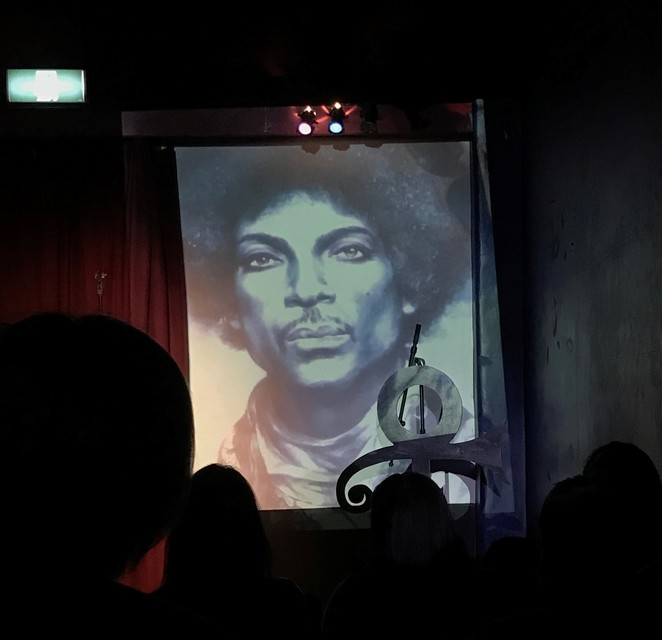 prince, purple reflection, music, tribute, butterfly club, fringe festival, theatre