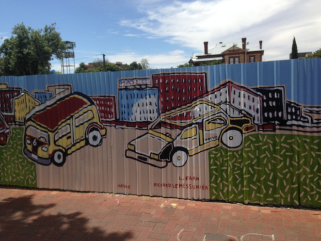 Richard Le messurier, cars, north Adelaide