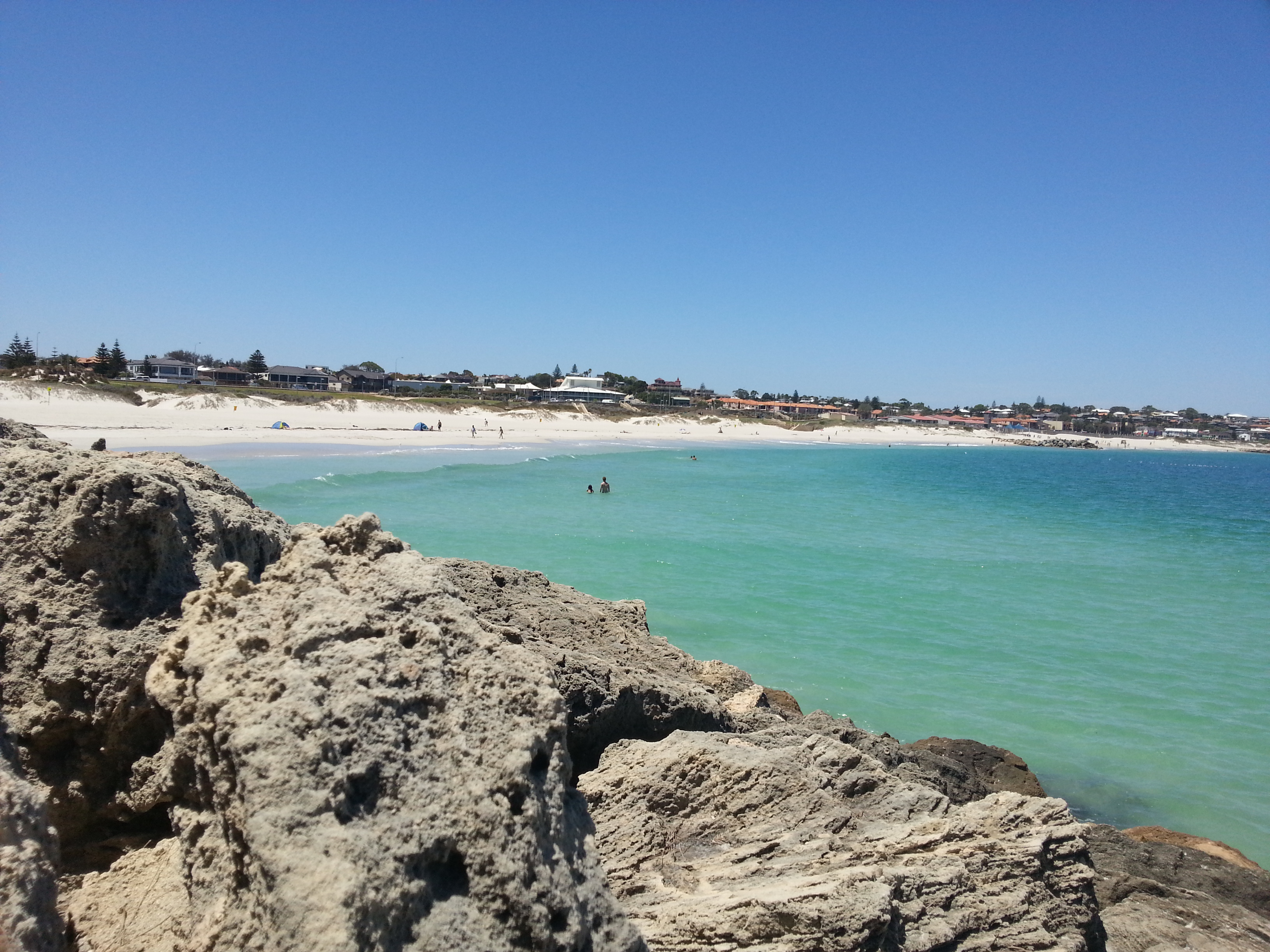 Beaches North Of Perth