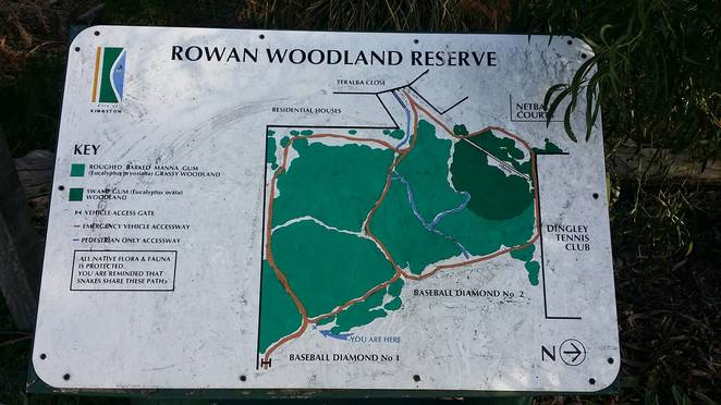 Rowan Woodland Reserve, Dingley, reserves, nature, walks, woodland