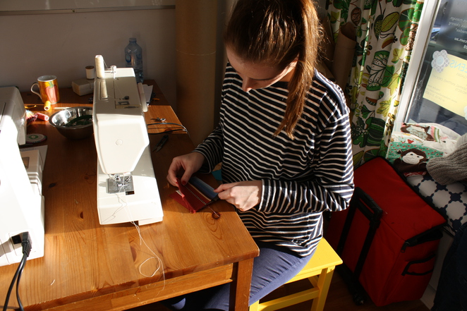 sewing, kingsford, make and learn