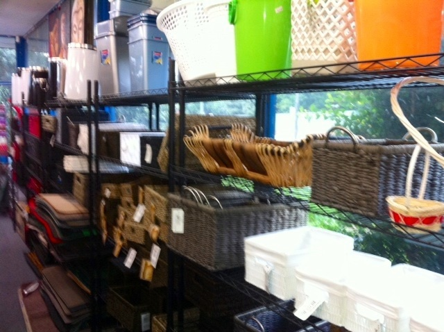 Shopping, shop, variety, baskets, storage, low cost, warehouse, cheap, bargain