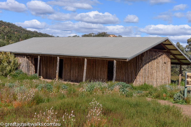 South Australia , Aroona Hut, Hazel Cochrane