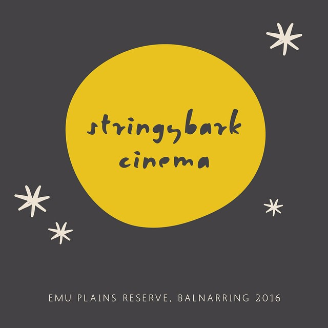 Stringbark, Outdoor Cinema, Mornington Peninsula, Summer, Emu Plains