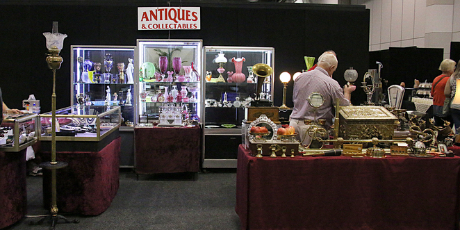 Sunday, Mail, Home, Living, Expo, 2019, antiques, collectables