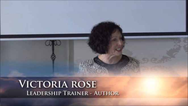 Victoria Rose Trainer Author