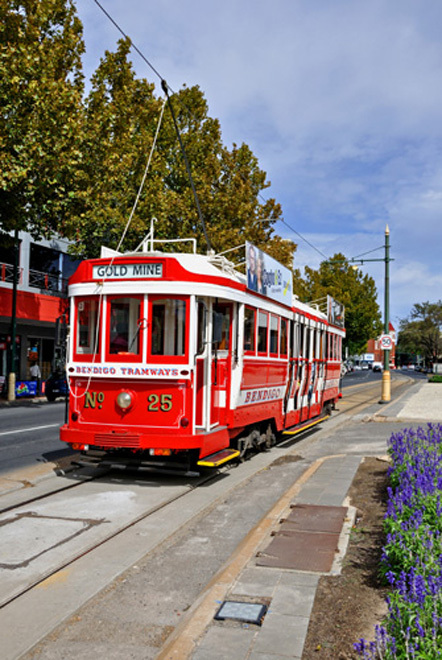 Victoria,Melbourne,Bendigo,Talking Tram Tour,History and Heritage,Travel,Get Out Of Town,Escape The City,Great Family Getaway,Top Day Out