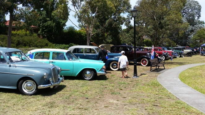 Vintage Cars Eye Candy for All