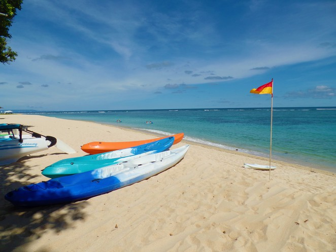watersports centre at Samabe Bali Suites & Villas
