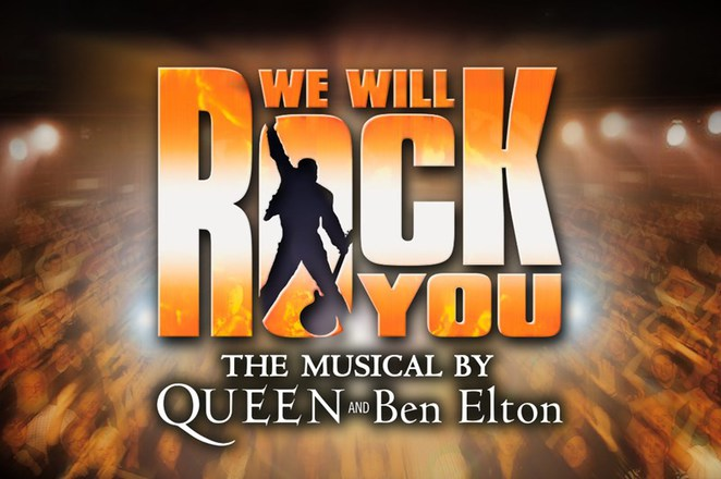 we will rock you sydney lyric theatre