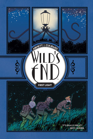 wild's end, comics, sci fi comis, The Wind in the Willows, the war of the worlds