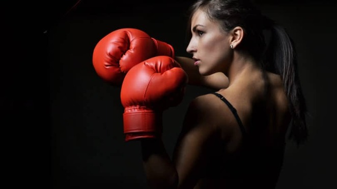 woman,shadow,boxing,gloves,red,bodyfit,person,fight