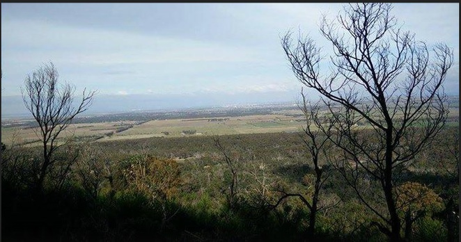 View from the You Yangs