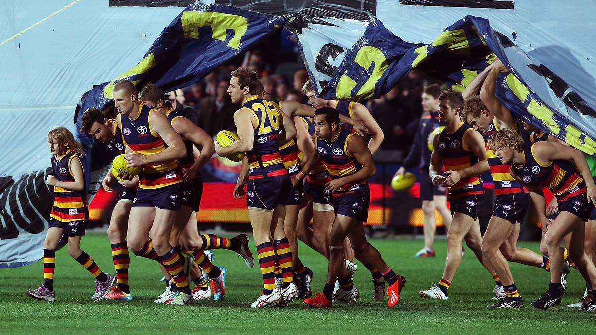 adelaide crows - photo #29
