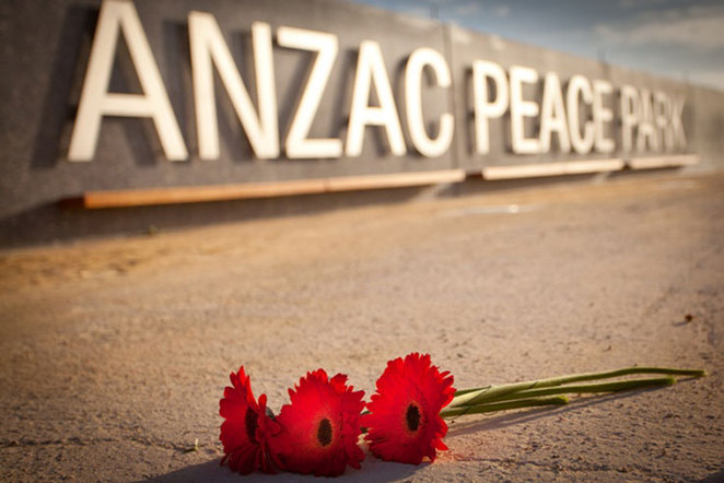 Albany Anzac Peace Park Lest We Forget