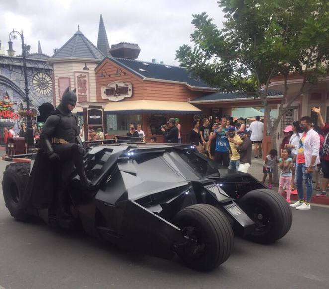 Batman, Movieworld, Gold coast, theme park, rollercoaster