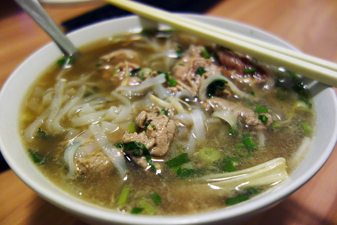 Finding the best pho in Brisbane