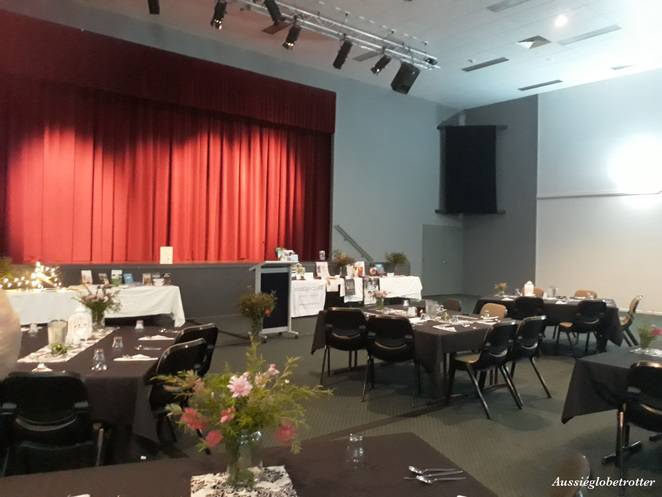 Boonah Cultural Centre, Boonah, Scenic Rim, Boonah Writers Festival, Writing, Festival, Book, Gala, Dinner, chicken