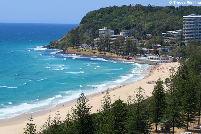 Burleigh Heads, Gold Coast, Best Gold Coast beaches, gOLD cOAST,