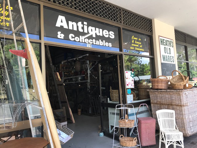 Burringbar, NSW, Northern Rivers, Near Byron Bay, Antiques, Learn Something, History, Shopping, Fun Things to Do