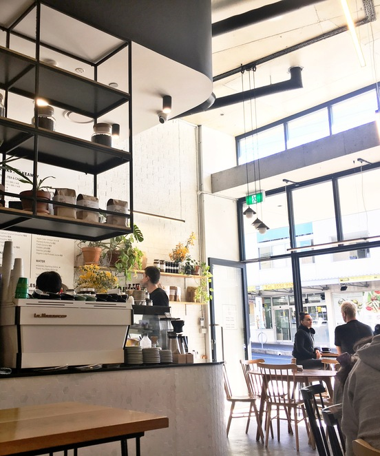 cafe, interior, sydney, brunch