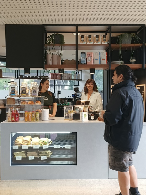 Cafe, social enterprise cafe, coffee, lunch, breakfast, eat local, espresso, youth projects, banyule, Rosanna