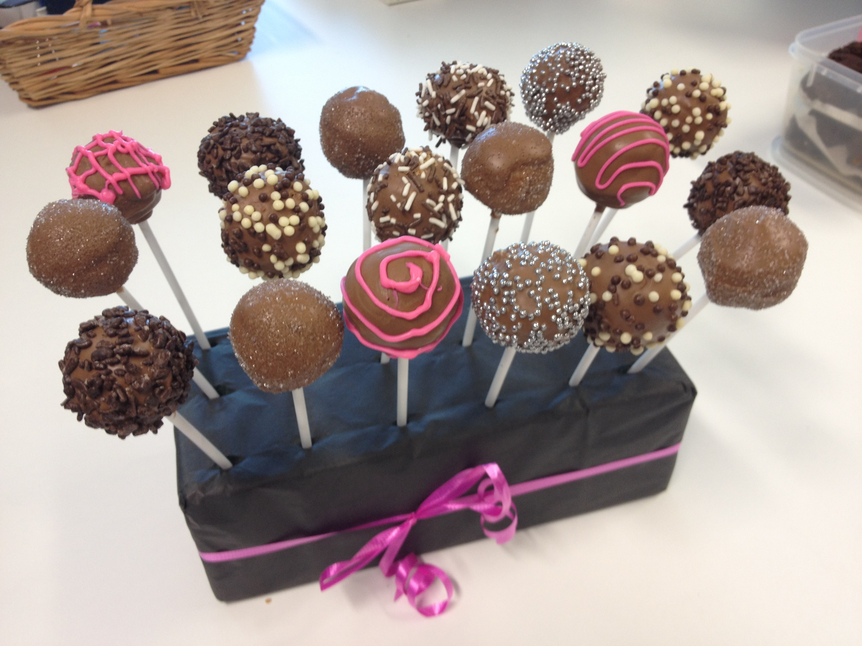 Cake Pops Form Dm