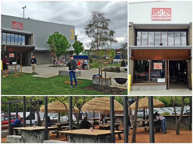 capital brewing co, brodburger, canberra, dairy road, brewery tours, canberras breweries, ACT