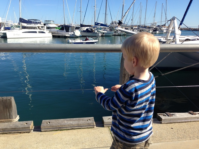 Carvery buffet at Mindarie Marina