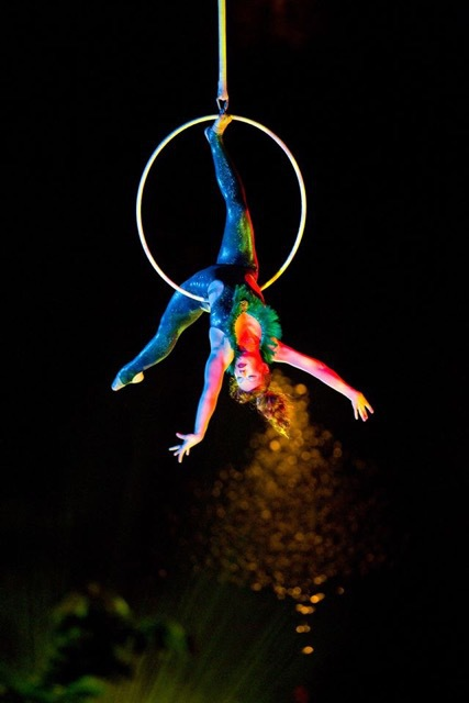 Cirque De La Opera, Kings Beach Amphitheatre, acrobatics, dancers, passion, colour, spectacular night, opera, a night under the stars, free family event, one night only