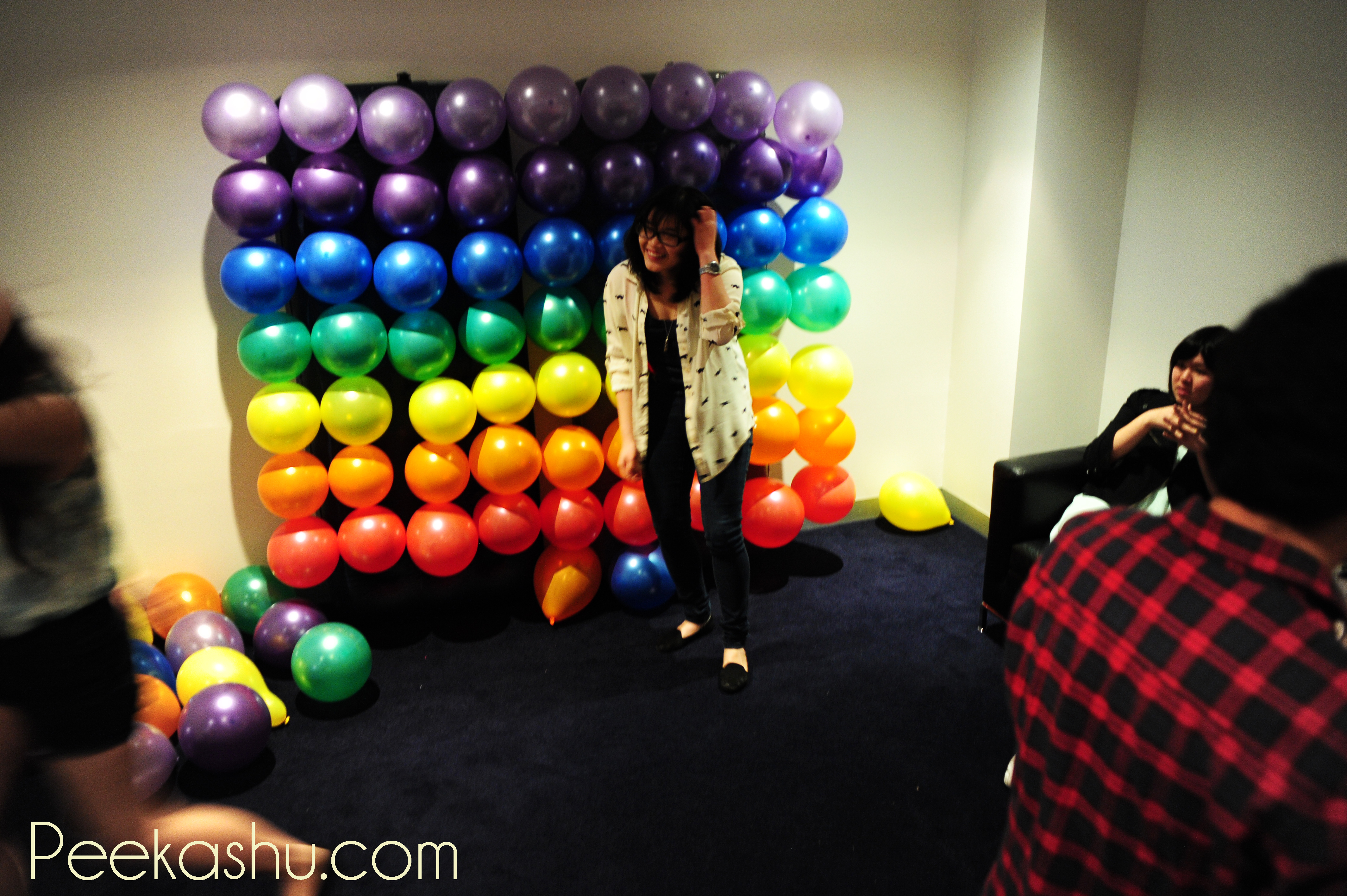 Top balloon decoration ideas for parties everywhere for Balloon decoration idea