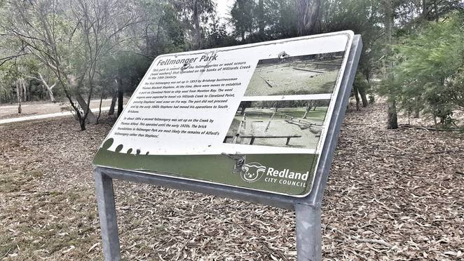 Fellmonger Park Ormiston, Redlands parks