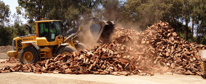 Firewood by the Tonne