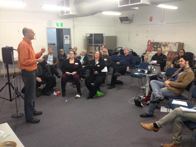 Sunday Assembly, Sunday, Church, Meeting Place, Community, Events, Box Factory, Frome Road, Regent St South, Adelaide, Group, Community