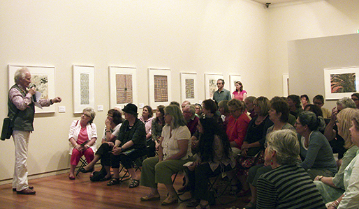 Talk at Geelong Art Gallery