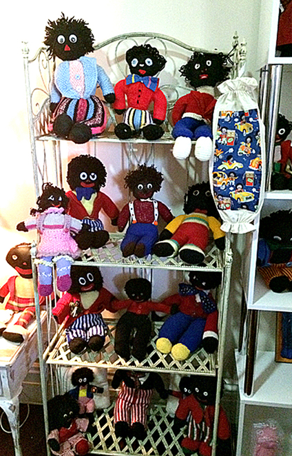 Gollywog, Toodyay, The Golly Emporium and Toy Museum, Teddy Bears