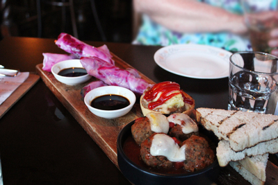 hotel wright street, adelaide, local cider, tasting plates