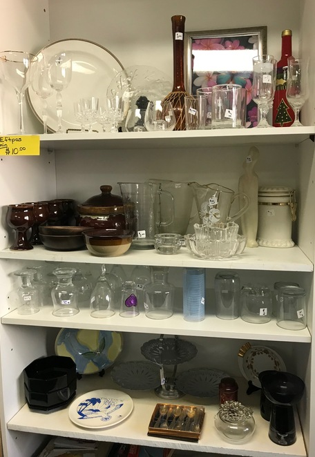 Household goods and bric-a-brac