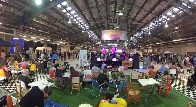 Hustle and Scout markets, canberra, markets in canberra, events, designer fashion,