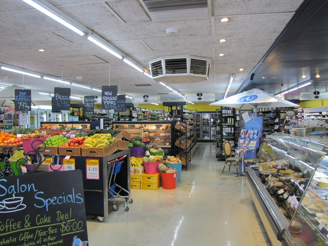 Hyde Park Gourmet Grocer, image by David Francis