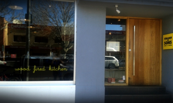 italian and sons, canberra, ACT, wood fired pizzas, pizzas, restuarant,