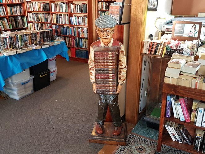 Jeffs Books, Strathalbyn, secondhand books and collectibles