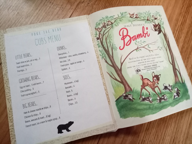 Kids menu, cafe, family friendly, northcote, kid friendly, lunch, breakfast, coffee, tea, food