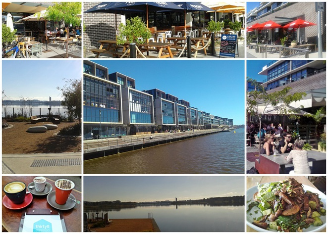 kingston foreshore, canberra, cafes with views, ACT, cafes, coffee, lunch, breakfast, pubs, restaurants with views,