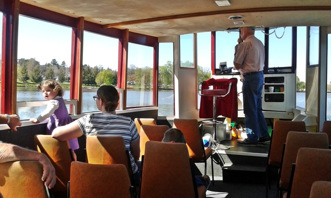 lake burley griffin cruises, canberra, lake burley griffin, canberra, cruises, family, kids,