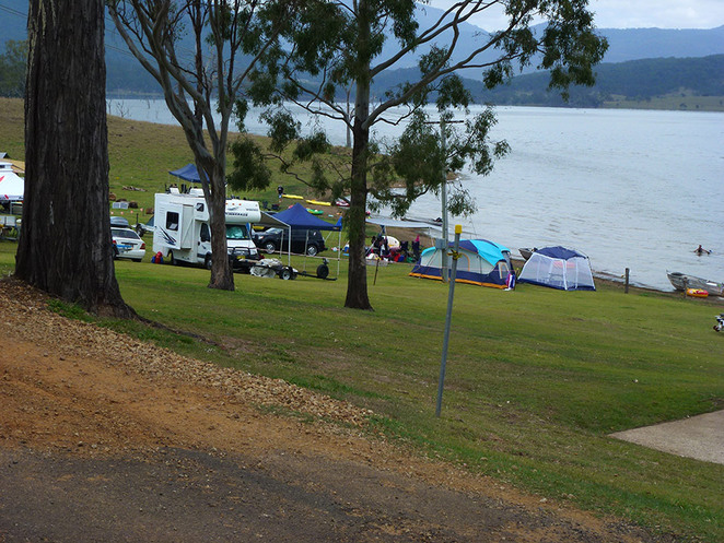 Photo courtesy of Lake Moogerah Caracan Park